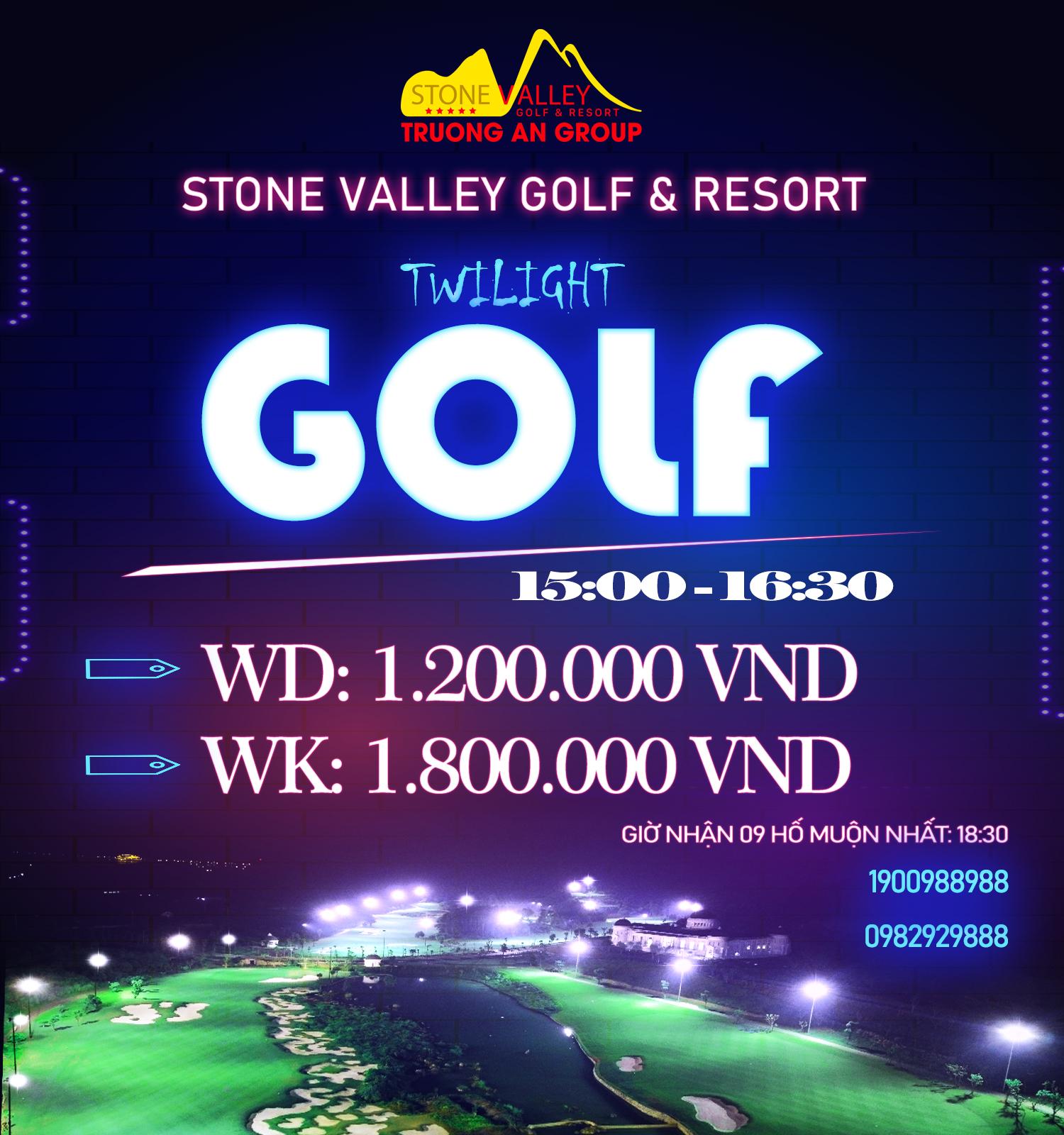 Stone Valley mở cửa đánh đèn đêm